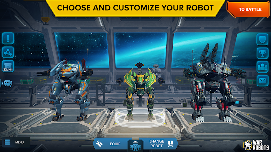 walking war robots apk mod unlimited