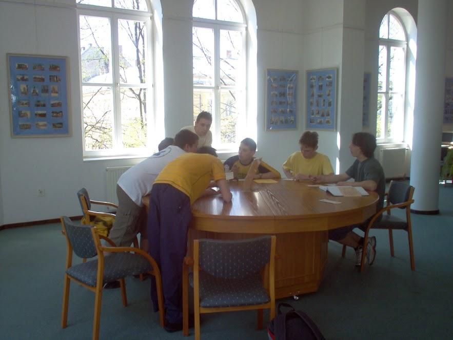 Verseghy Ferenc Könyvtár 2005