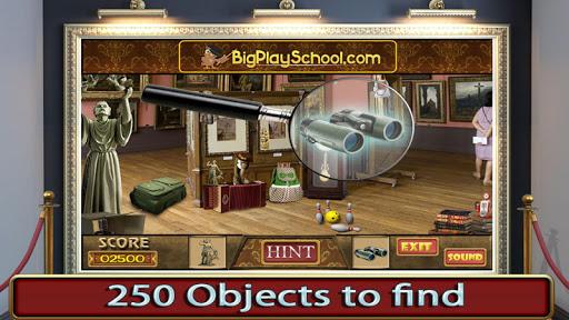Apex Museum Free Hidden Object
