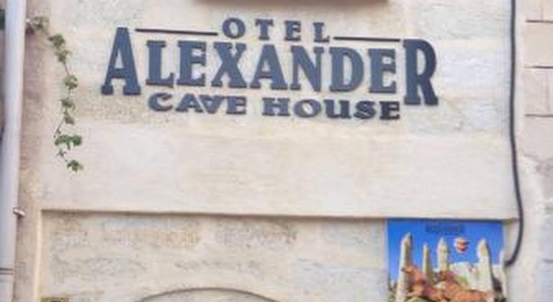 Alexander Cave House