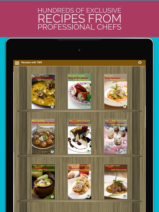 Thermomix: Free Recipes- screenshot