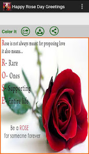 Rose day greetings 2017 apps on google play screenshot image m4hsunfo