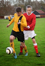 Photo: 30/11/13 v Whittlesford United (Cambs County League Division 1A) 2-0 - contributed by Martin Wray