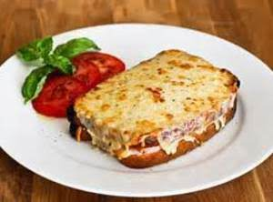 Hearty Ham And Cheese Sandwich(croque Monsieur) Recipe