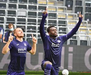 Anderlecht wint na goals van sterke nieuwkomer Mykhaylychenko en de eerste van Dimata sinds 2018