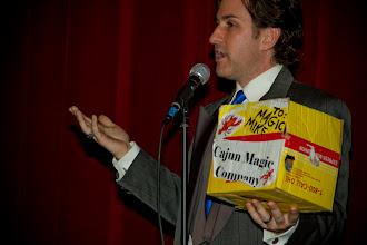 Photo: The Cajun Magic Company