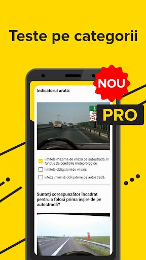 eSofer-Chestionare auto PRO screenshot 5