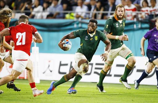 Japan want to run the Springboks ragged in their World Cup quarterfinal showdown