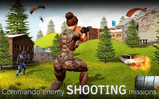Freedom Forces Battle Shooting - Gun War 1.0.8 screenshots 1
