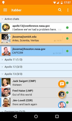玩免費通訊APP|下載Xabber app不用錢|硬是要APP