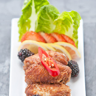 Fry Chicken Wings Without Flour Recipes