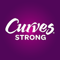 Curves Strong icon