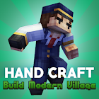 Hand Craft: Build Modern Village icon