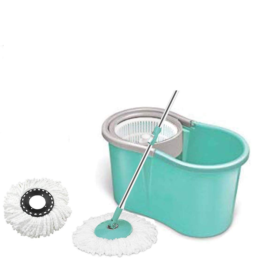 Mop'n'me 360 Spin Floor Cleaning Mop