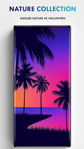 AMOLED Wallpapers 4K - Auto Wallpaper Changer 5.1 screenshots 5