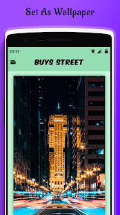 Buys street - náhled