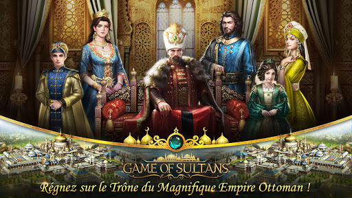Game of Sultans  captures d'écran 1