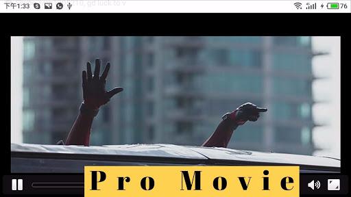 pro movie (full movie HD) 1.0.2 screenshots 5