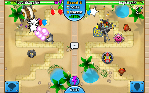 Bloons TD Battles MOD (Unlimited Medallions) 5