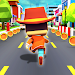 KIDDY RUN - Blocky 3D Running Games & Fun Games icon