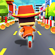 kiddy run - Blocky 3D-Laufspiele