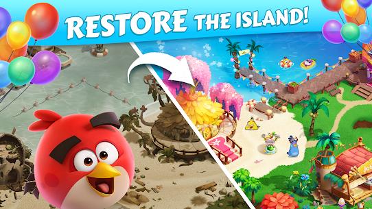Angry Birds Blast Island Apk Mod Muitos Movimentos 1