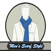 Men Scarf Style