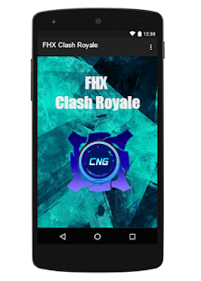 FHX Clash Royale Free- screenshot thumbnail