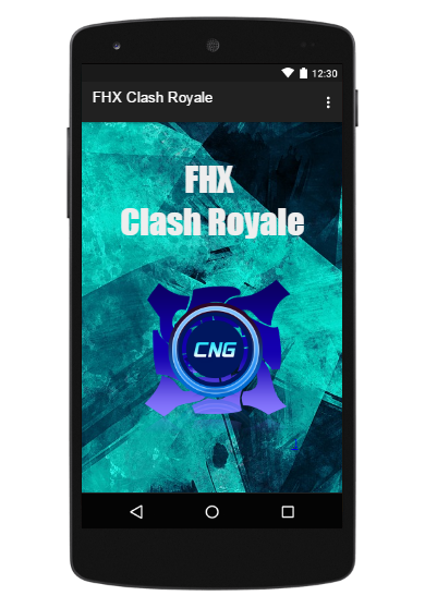 FHX Clash Royale Free- screenshot