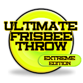 Ultimate Frisbee Throw