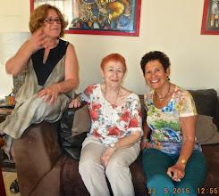 Photo: Rosalie, Heather & Miriam
