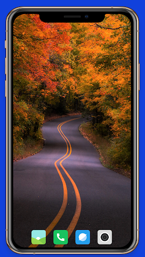 Road Wallpaper HD screenshots 3