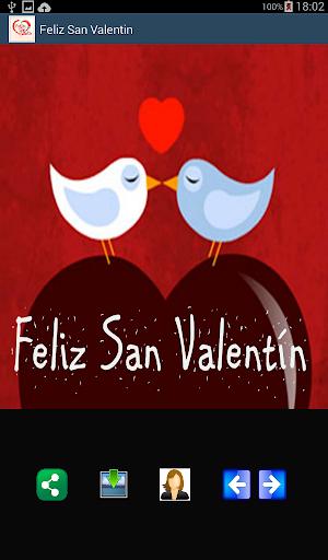 Postales día de San Valentin
