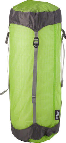 Outdoor Research UltraLite Compression Sack: Lemongrass - 15 Liter