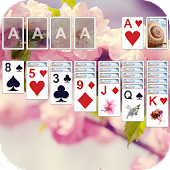 Solitaire Theme 🌸