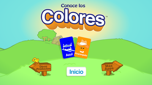 Meet the Colors Flashcards (Spanish) image | 2