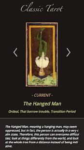 Classical Tarot-Fortune teller- screenshot thumbnail