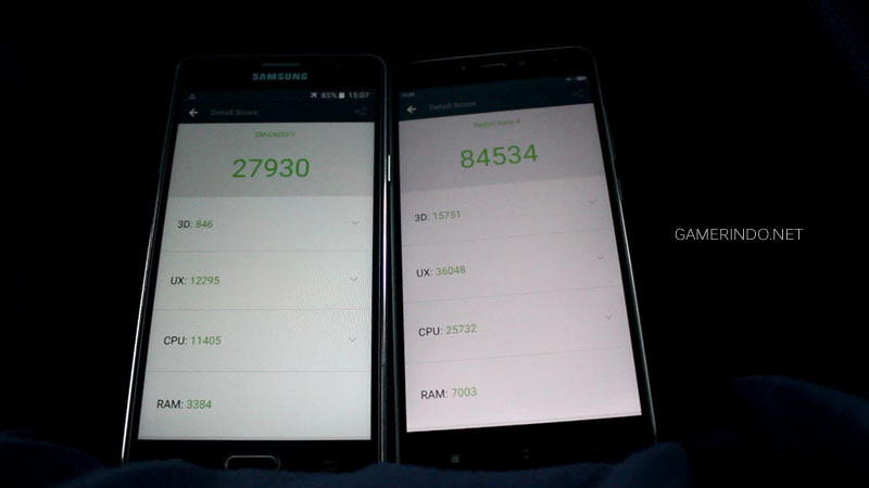 Samsung Galaxy On7 VS Xiaomi Redmi Note 4