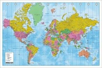 cartina geografica spagna andalusia