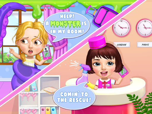 Sweet Baby Girl Hotel Cleanup - Crazy Cleaning Fun 1.0.3 app download 14