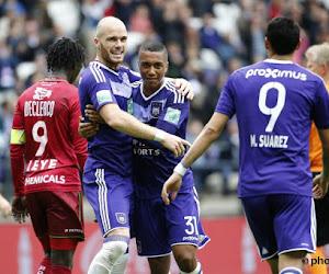 Anderlecht assure sa deuxième place au bout de l'ennui