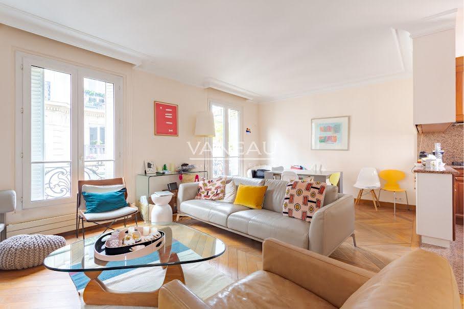Vente appartement 4 pièces 72.53 m² à Paris 7ème (75007), 1 395 000 €