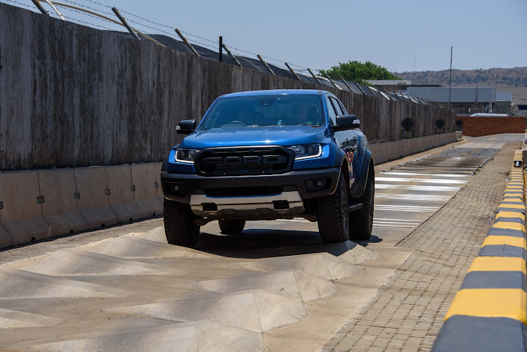 Ford Sa Starts Building The Raptor