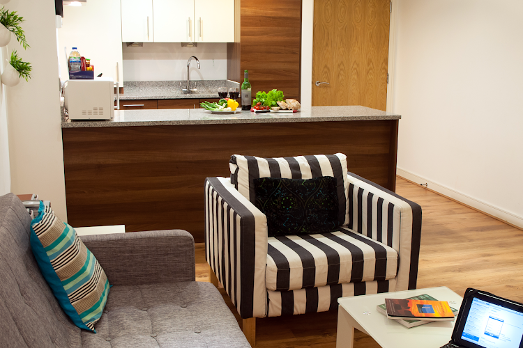living space at Steward Street, Bishopsgate