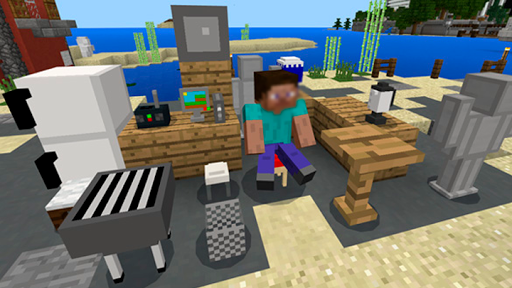 Download Furniture Mod And Addons For Minecraft On Pc Mac With Appkiwi Apk Downloader