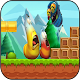 super larva skateborad adventure & jungle (game)