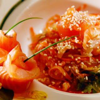 Raw Fish Salad (Yu Sheng)