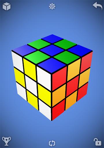 Magic Cube Puzzle 3D 1.14.4 screenshots 9
