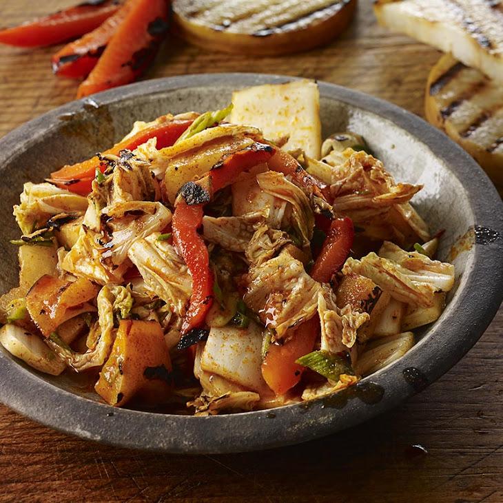 Grilled Kimchi Recipe