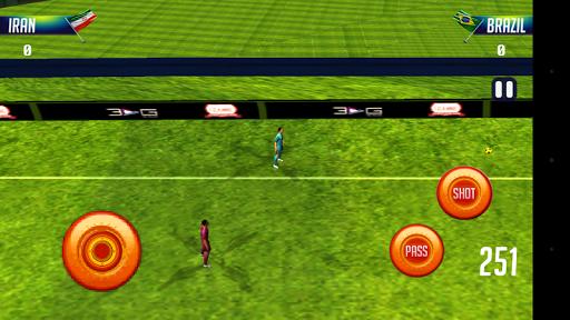 League Ultimate Soccer Dream 1.0 screenshots 7